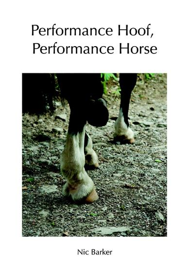 Performance Hoof Performance Horse - cover