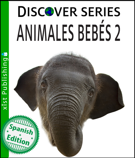 Animales Bebés 2 - cover