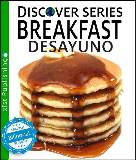 Desayuno Breakfast - cover