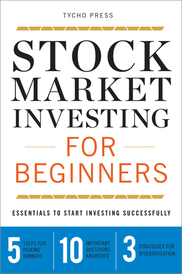 Stock Market Investing for Beginners - Essentials to Start Investing Successfully - cover