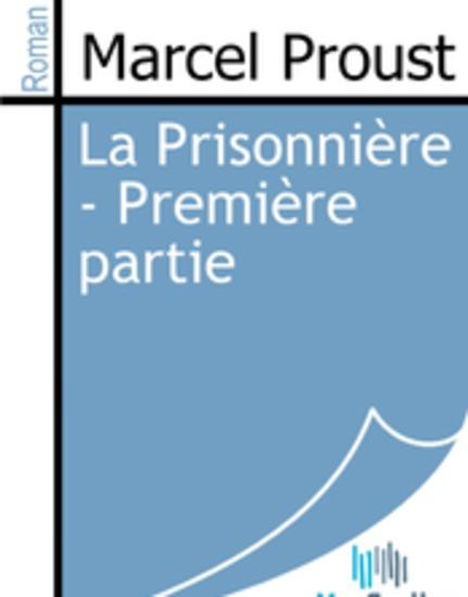 La Prisonnière - Première partie - cover