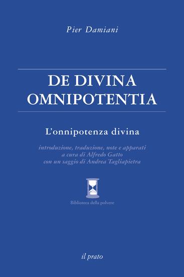 De divina omnipotentia - cover