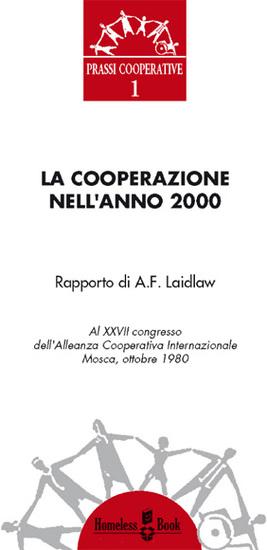 La cooperazione nell'anno 2000 - Rapporto di AF Laidlaw - cover