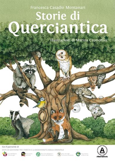Storie di Querciantica - cover
