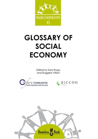 Glossary of Social Economy - cover