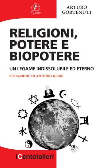 Religioni potere e biopotere - cover