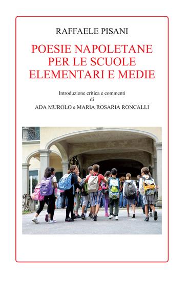Poesie napoletane per le scuole elementari e medie - cover