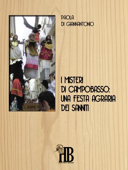 I Misteri di Campobasso: una festa agraria dei Sanniti - cover