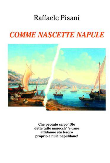 Comme nascette Napule - Poesie - cover
