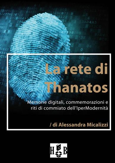 La rete di Thanatos - cover