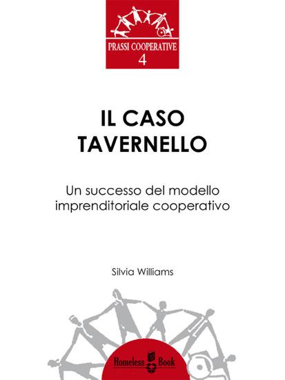 Il caso Tavernello - Un successo del modello imprenditoriale cooperativo - cover