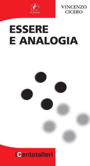 Essere e analogia - cover