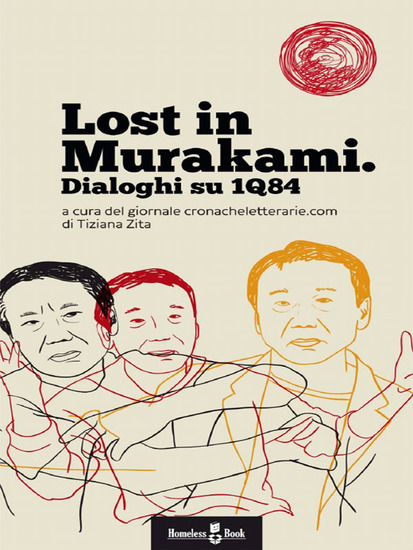 Lost in Murakami - Dialoghi su 1Q84 - cover
