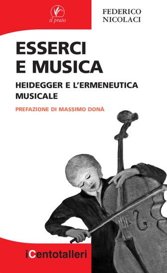 Esserci e musica - Heidegger e l'ermenetica musicale - cover