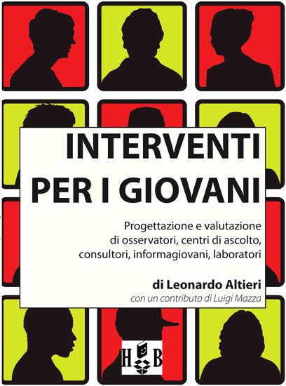 Interventi per i giovani - cover