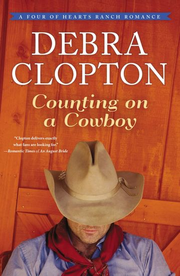 Counting on a Cowboy - cover