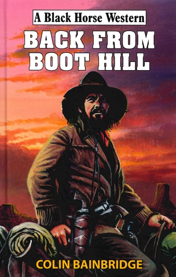 Back From Boot Hill - cover