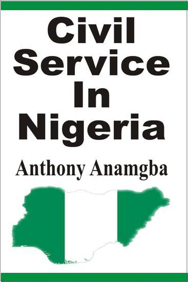 Civil Service in Nigeria - cover