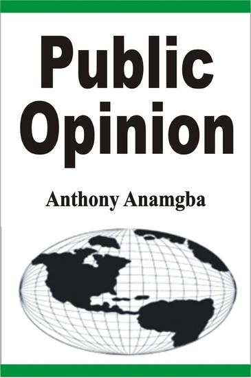 Public Opinion - cover