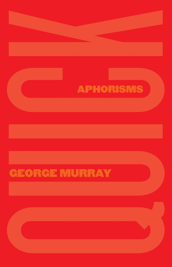 Quick - Aphorisms - cover