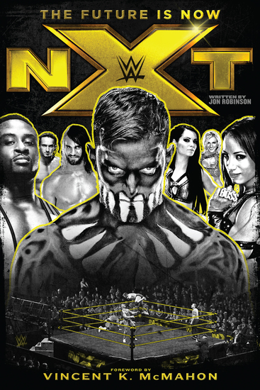 NXT - The Future Is Now - cover