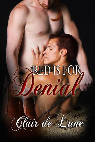 Red is For Denial - Red is For #3 - cover
