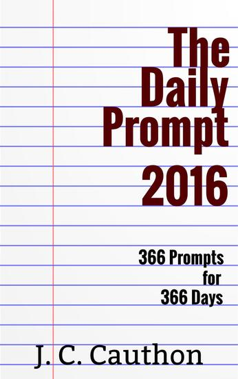 The Daily Prompt 2016 - The Daily Prompt series #1 - cover