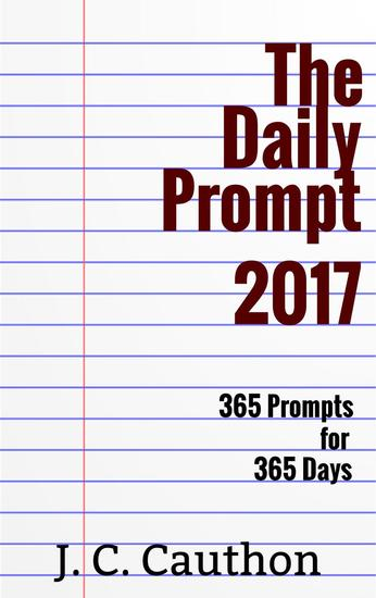 The Daily Prompt 2017 - The Daily Prompt series #2 - cover