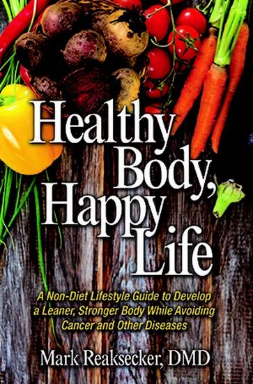 Healthy Body Happy Life - cover
