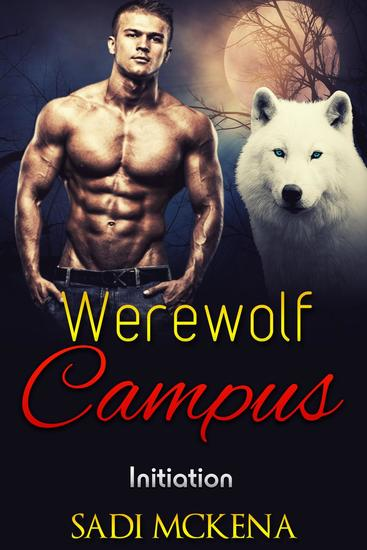 Werewolf Campus Initiation - cover