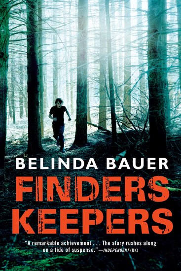 Finders Keepers - cover