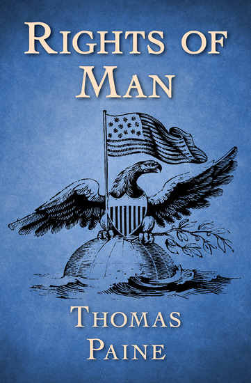 Rights of Man - cover