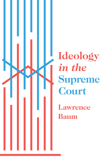 Ideology in the Supreme Court - cover