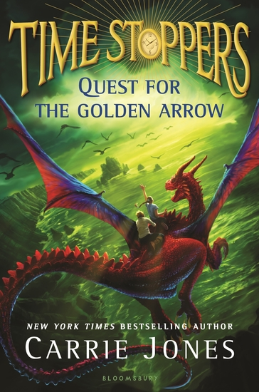 Quest for the Golden Arrow - cover