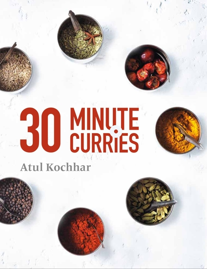 30 Minute Curries - cover
