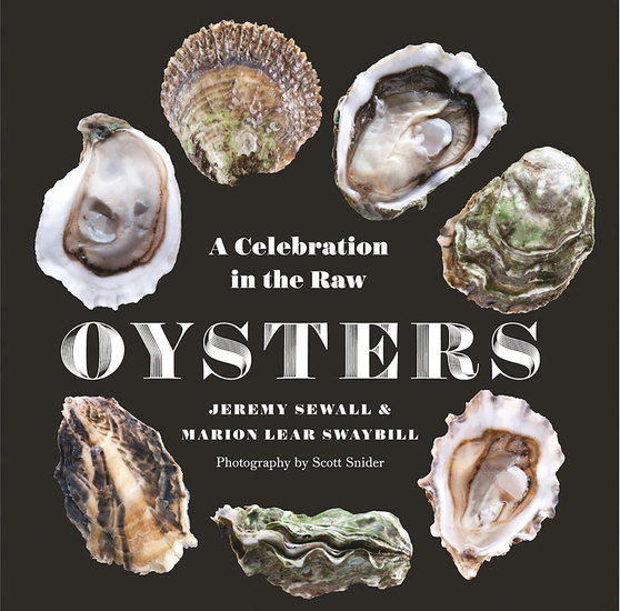 Oysters - A Celebration in the Raw - cover
