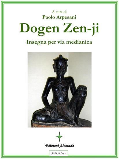 Dogen Zen-ji insegna per via medianica - cover