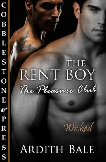 The Rent Boy - The Pleasure Club - cover