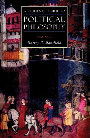 A Student's Guide to Political Philosophy - cover