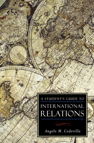 A Student's Guide to International Relations - cover