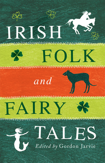Irish Folk and Fairy Tales - cover
