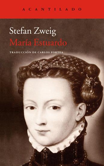 María Estuardo - cover