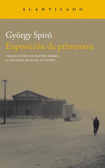 Exposición de primavera - cover