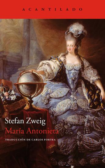 María Antonieta - cover