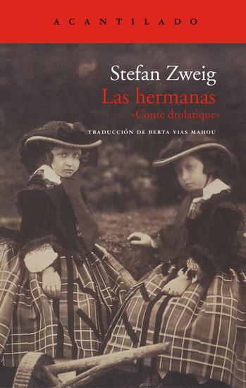 """Las hermanas - """"Conte drolatique"""" - cover"""