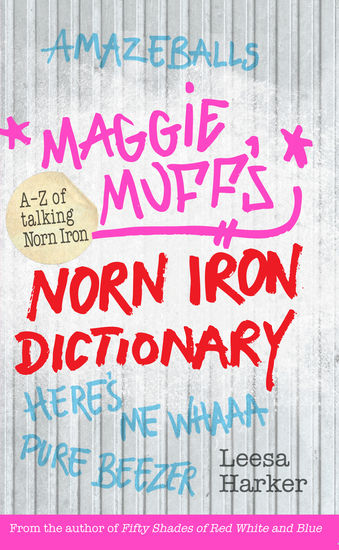 Maggie Muff's Norn Iron Dictionary - cover