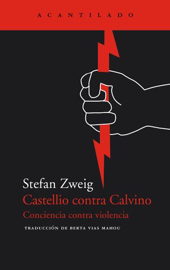 Castellio contra Calvino - Conciencia contra violencia - cover