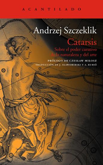 Catarsis - Sobre el poder curativo de la naturaleza y del arte - cover