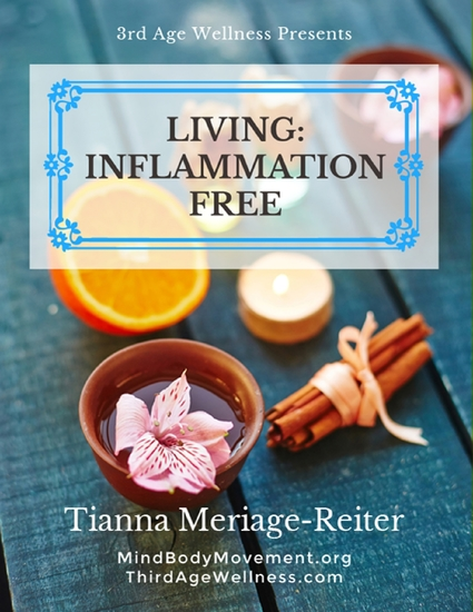 Living: Inflammation Free - cover