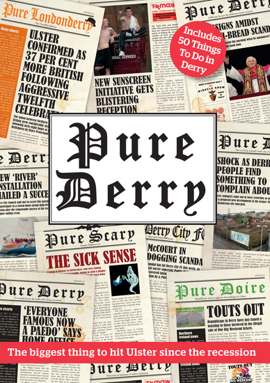 Pure Derry - cover